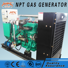 CE approved 70kw natural gas backup generator cost
