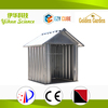 GB Standard Good quality economy transition color coated roofing sheets metal dog house