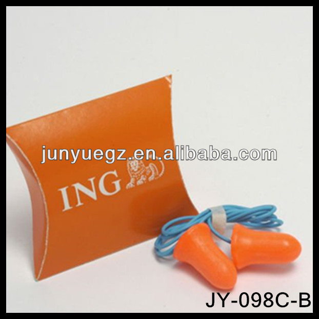 Hearing aid ear tips electronic hearing protection earplug