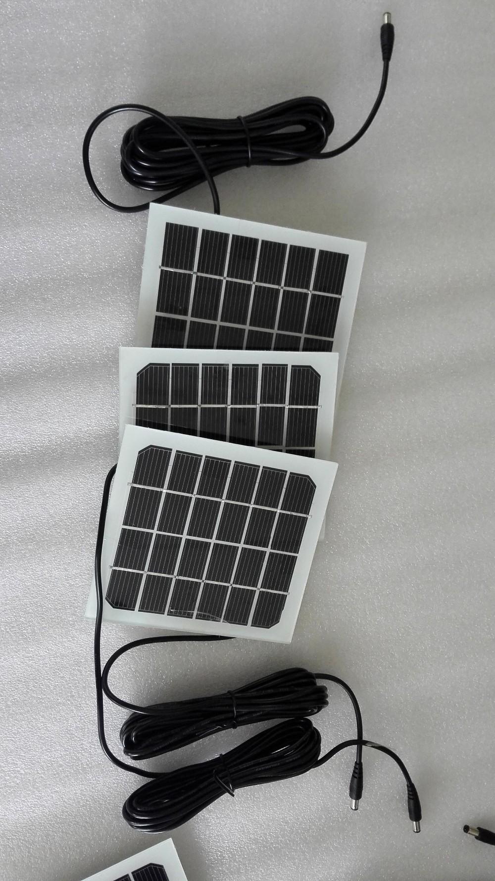 Frameless Mini Pv Solar Panel Lam Solar Panel Led Lighting