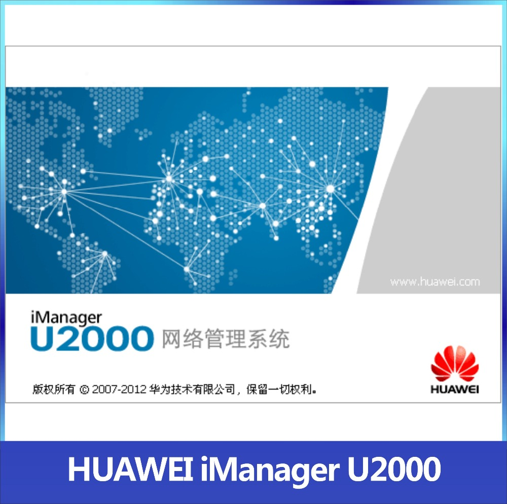 Ma5680t Olt Ont Onu Rtn Gerenciar Software Huawei Imanager U2000 Network  Gestão Software Nms - Buy Huawei Imanager U2000 Software De Gerenciamento  De