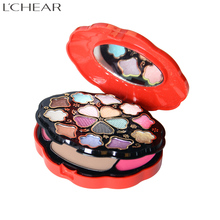 512084 LCHEAR brand ladies makeup kits price of makeup kit box professional fashion complete makeup box