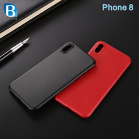Cheap Wholesale Ultra Thin Soft Matte PP Back Full Protective Cell Phone Case for iPhone 8 Case