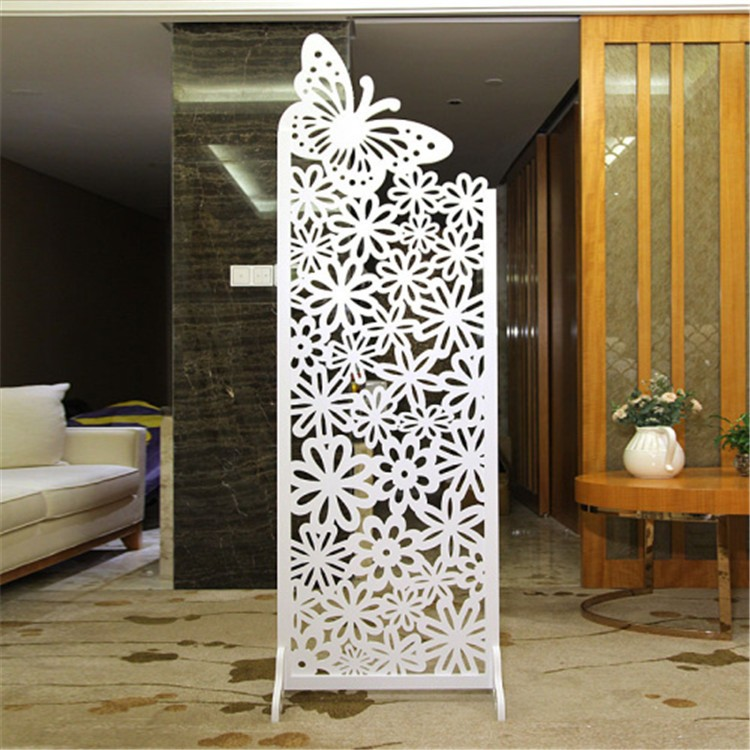 plastic wood composite removable wall partitions screens room dividers cheap goods from china. Black Bedroom Furniture Sets. Home Design Ideas