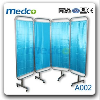Hospital Furniture Of Four Folding Bed Screen Buy