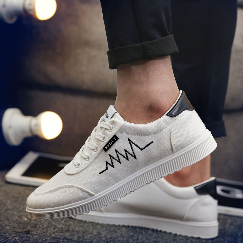 wholesale cheap fashionable latest men casual shoes