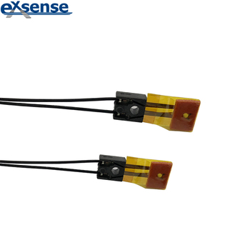 Fast response High temperature thermistor sensor for printer copier