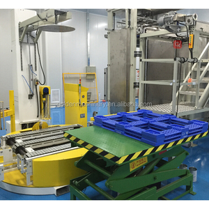 Empty Tin Can Palletizer/ Stacking Machine Automatic Production Line