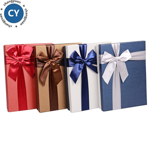 Top grade pre-made satin ribbon elastic bow with stretch loop,100% polyester gift packing wrapping ribbon bow
