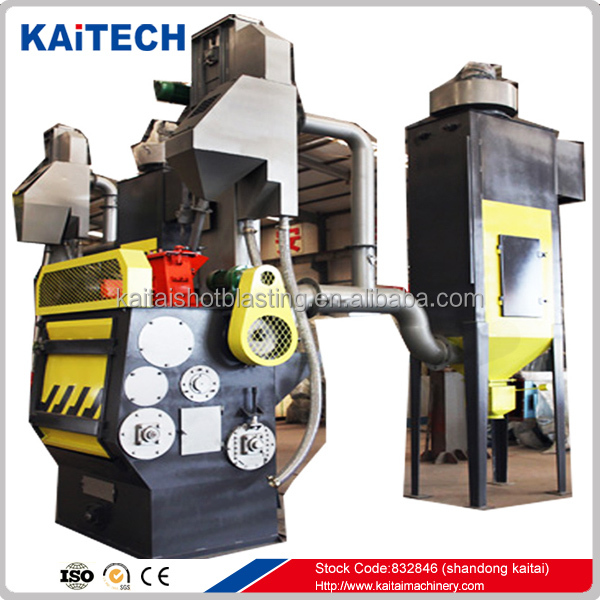 shot blasting machine QR32 series for casted or forged steel products