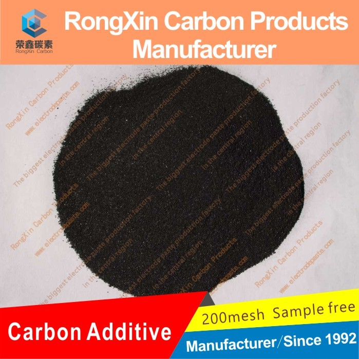 Casting and Steelmaking Used Calcined Anthracite Coal F.C 92%/Carbon Additive/Low Price and High Quality