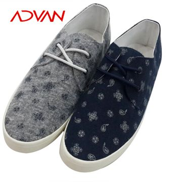 Casual Shoes Factories Low MOQ Canvas Shoes Latest Men Footwear