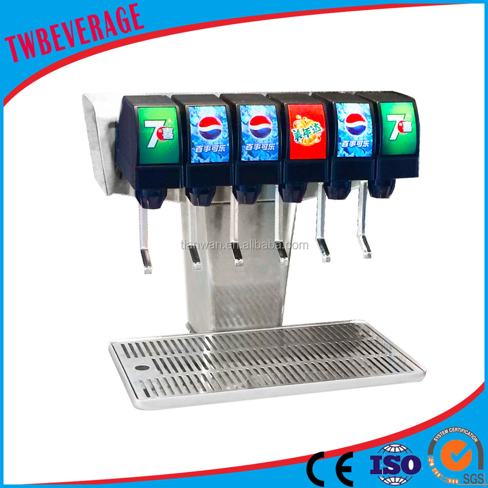 tower soda fountain machine with remote chiller buy tower soda fountain machinesoda fountain machinesoda fountain machine with remote chiller product on