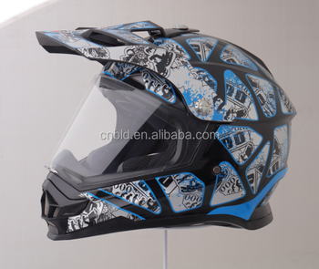 Dirt Bike Helmet With Visor >> Quad Atv Dirtbike Motocross Helmet Buy Off Road Helmet With Visor
