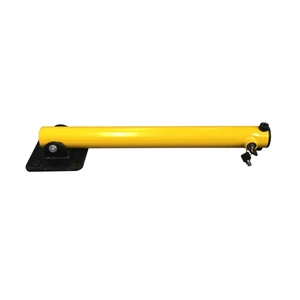 CE approval Manual packing barrier ,Security parking barrier,parking lock