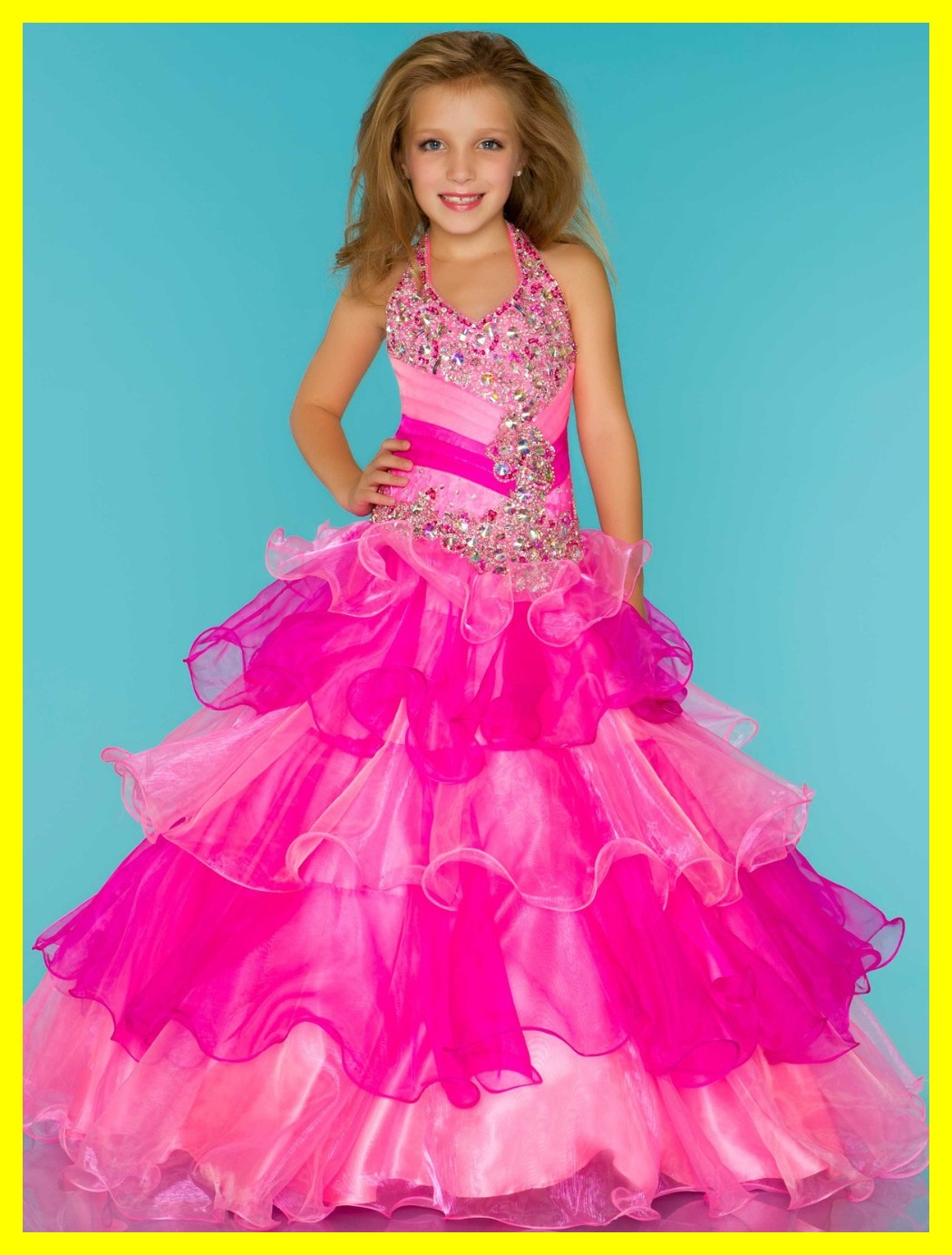 Shop Flower Girl Dresses! Designer & brand items for little & junior girls · Latest collection · Discounted prices · Free shipping over $