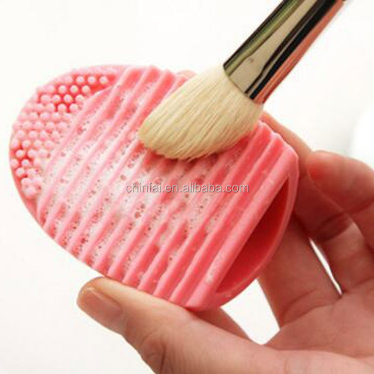 Beauty Product Cleaning Silicone Brush Makeup Brush Cleaner Silicone Cleaner