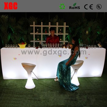 M Led Counter Table Designs For Homes Restaurant Mobile Bar