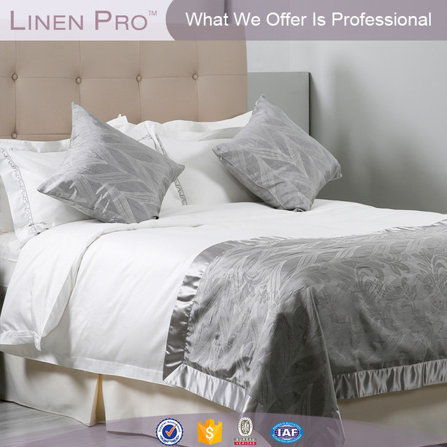 LinenPro Manufacture China Linen Hotel Bed Sheets For Sale,white Bedsheets  For Hotels And Hospitals