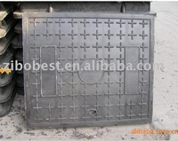 EN124 SMC/BMC/FRP Composite Manhole Cover