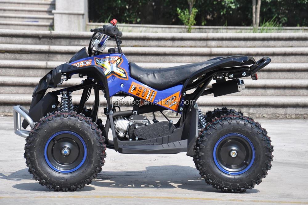 NEW 49CC 50CC MINI ATV QUAD BIKE FOUR WHEELER FOR KIDS WITH CE