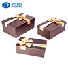 Factory direct manufacture luxury high quality end new style gift packaging box