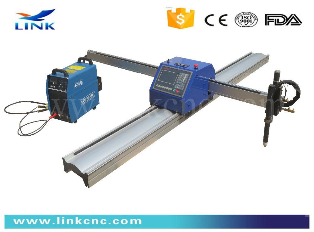 Steel Cutting Equipment : Cnc portable metal cutting machine sheet