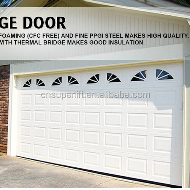 China Automatic Garage Doors Prices Wholesale Alibaba
