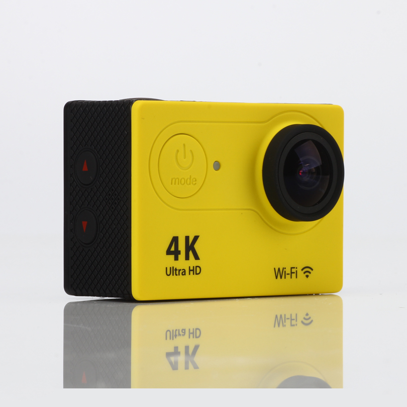 1080P 30FPS WiFi Action Camera 2 Inch 170 Degree Angle Waterproof HD Cam