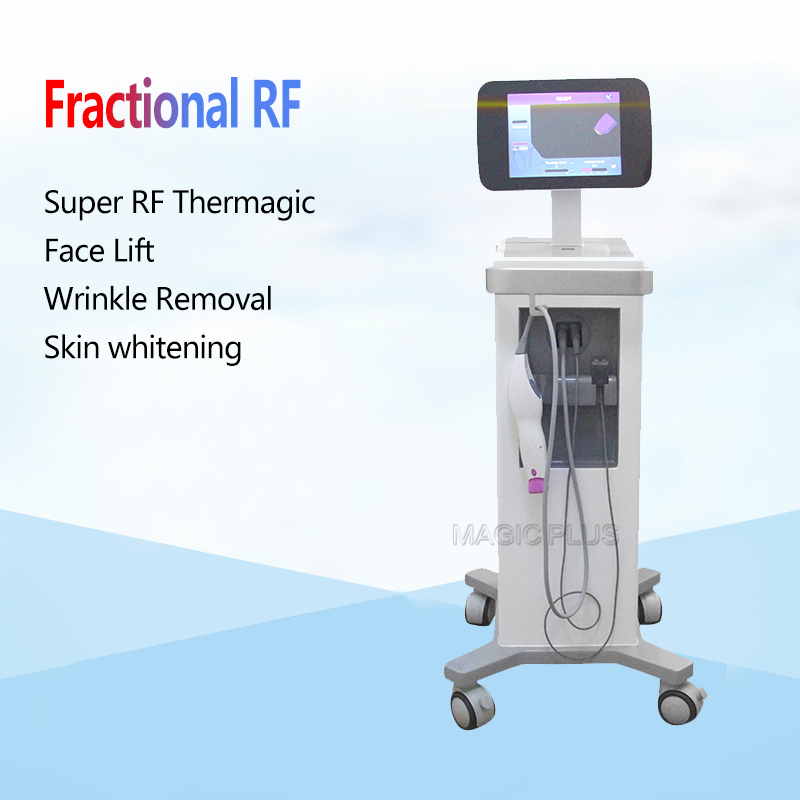 A0920 Magic Plus Newest  Rf Fractional Micro Needle Beauty Machine