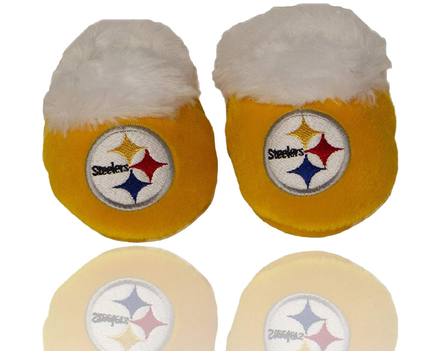 JEWELS FASHION Sports Fans Pittsburgh Slippers