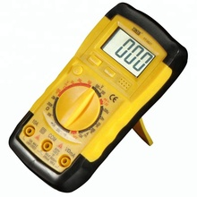 Pocket AC DC Voltage LCD Digital Multimeter tester with CE certificated YT-0827