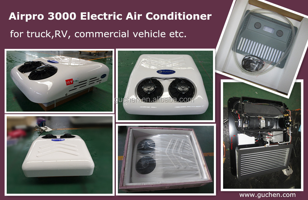 Airpro 3000 Rooftop Truck Electric Air Conditioner Truck
