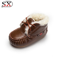 2018 hot sale new design Winter 0-1 years old baby toddler shoes snow boots