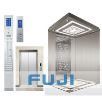 FUJI CE elevator residenciales home passenger lift in China