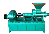 coal and charcoal powder briquette making machine for home use