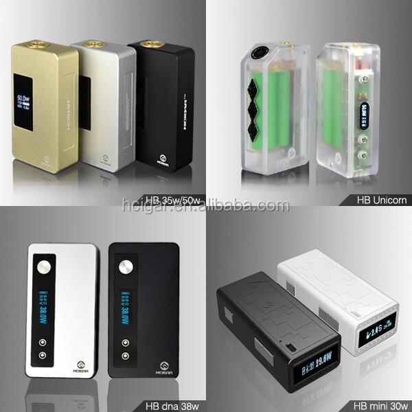 Hcigar New Box Mod Vt 40 Temperature Control With Evolv Dna 40 ...
