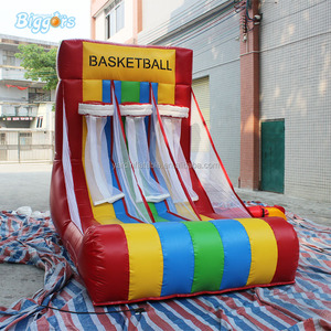 Mini Hot Selling Inflatable Basketball Hoop Sport Game