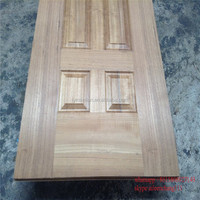 Sketch Faced Door Skin / Veneered Door Skin / hdf door skin