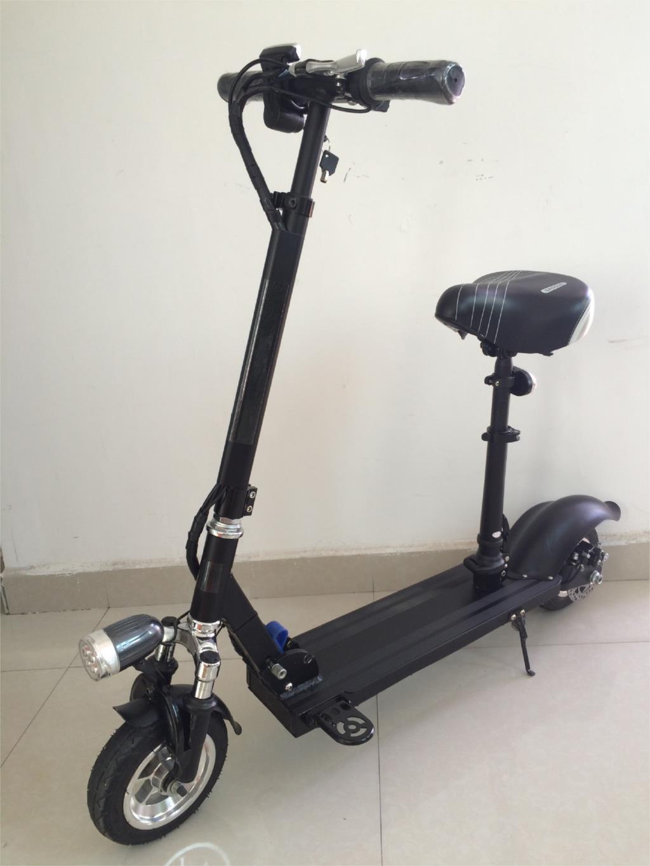 walking king electric scooter adult mini electric folding. Black Bedroom Furniture Sets. Home Design Ideas
