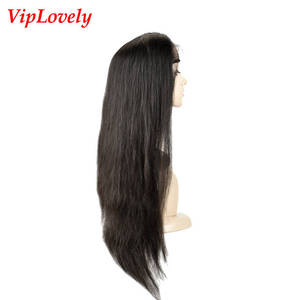 Viplovely Hair wholesale price straight human hair weft