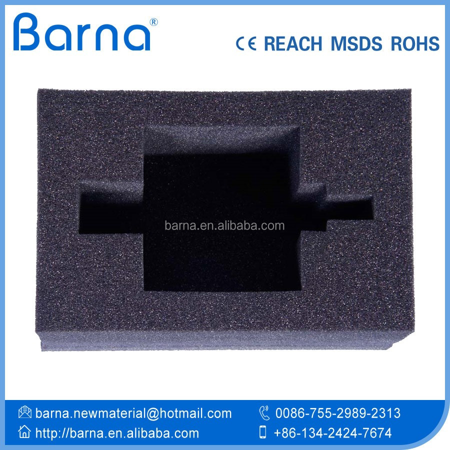 Accept Customized updated packaging foam for antishock protection/soft packaging foam