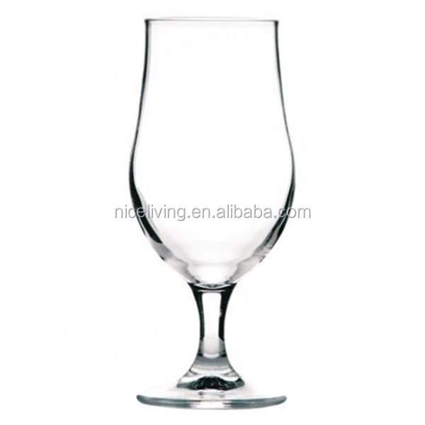 Extraordinary Stemmed Beer Glasses 13oz / 370ml CE At 2/3rd Pint