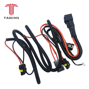 Stupendous 12V 35W Wiring Harness Controller Hid 12V 35W Wiring Harness Wiring Digital Resources Anistprontobusorg