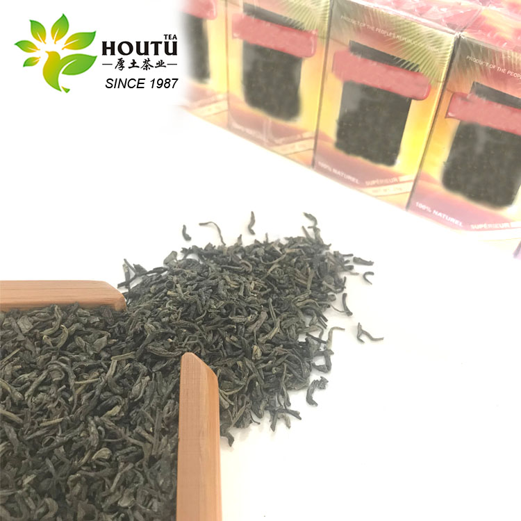 Africa chunmee 41022 4011 tea manufacturer factory price Morocco China green tea