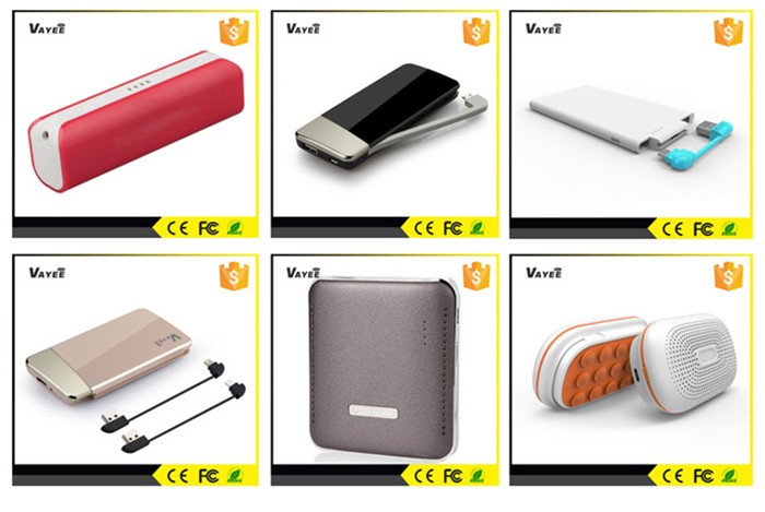 Hot Sale Universal External Power Bank Mobile Battery Charger ...