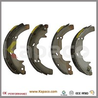 Best Quality Rear Drum Brake Shoe Replacement for Ford Mercury F2DZ2200A