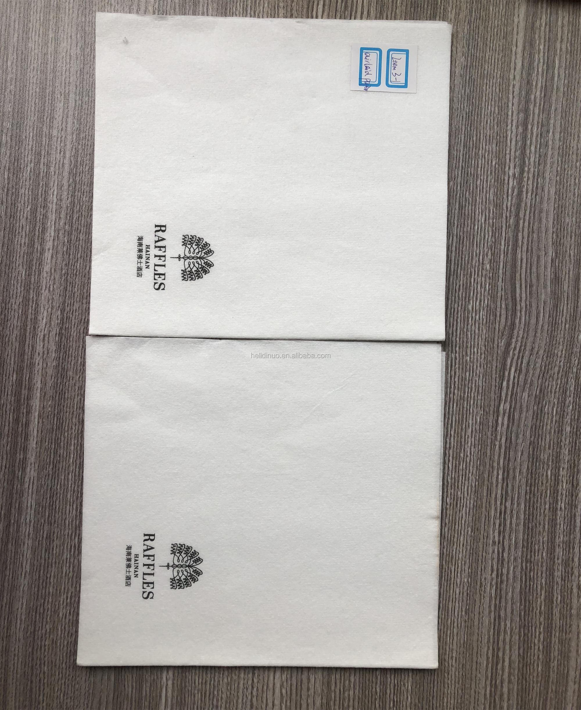 high quality printed airlaid paper