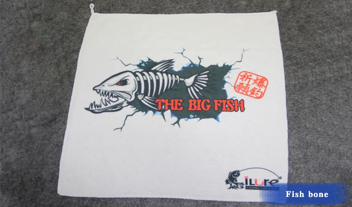 2017 New Outdoor Sports Fishing Towel