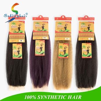 Sub Crochet Braid Hair Marley 100 Super Synthetic Toyokalon